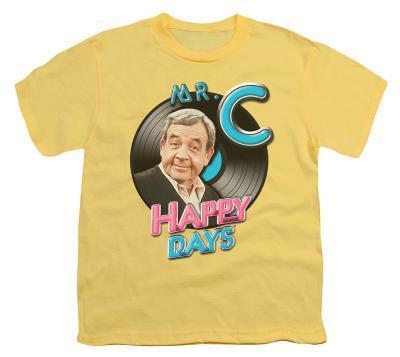 Youth: Happy Days - Mr C