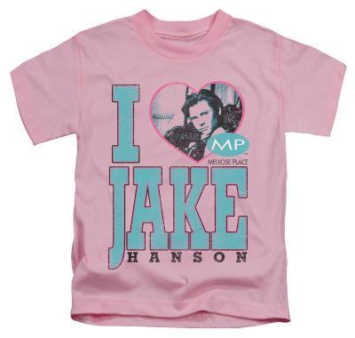 Juvenile: Melrose Place - I Heart Jake Hanson