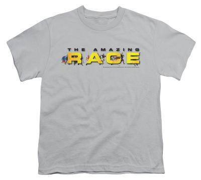 Youth: The Amazing Race - Running Logo