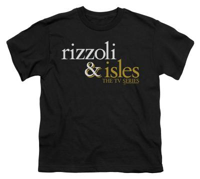 Youth: Rizzoli & Isles - Logo