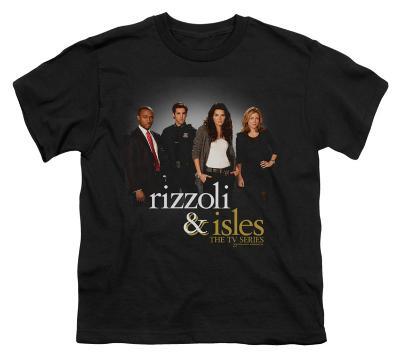 Youth: Rizzoli & Isles - R&I Cast