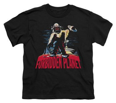 Youth: Forbidden Planet - Robby and Woman