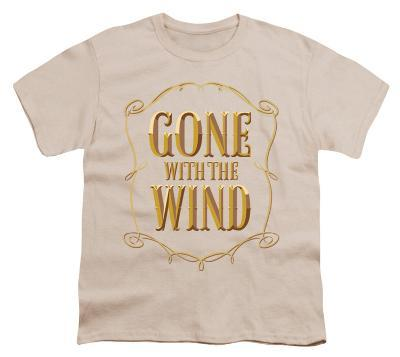 Youth: Gone with the Wind - Logo