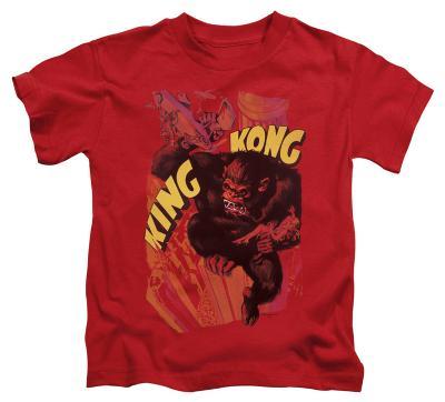 Juvenile: King Kong - Plane Grab