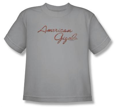 Youth: American Gigolo - Distressed Logo