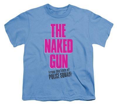 Youth: Naked Gun - Logo
