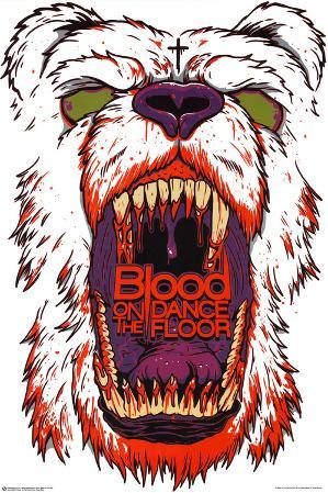 Blood On The Dance Floor Polar Bear