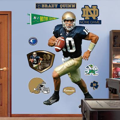 Brady Quinn Notre Dame