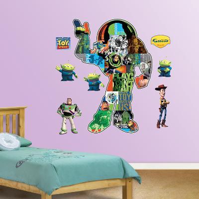Disney Toy Story Montage
