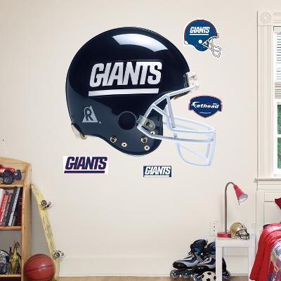 New York Giants Throwback Helmet