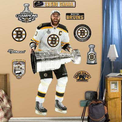 Zdeno Chara Stanley Cup