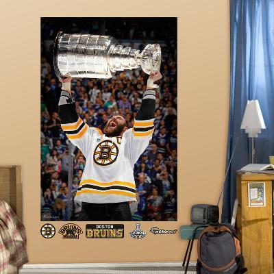 Zdeno Chara Stanley Cup Hoist Mural
