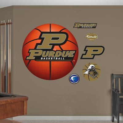 Purdue Basketball 2010 Logo