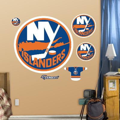 Islanders 2011-2012 Logo