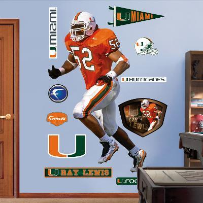 Ray Lewis Miami Hurricanes