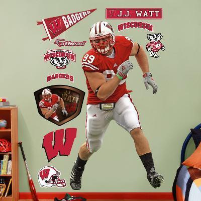 J.J. Watt Wisconsin