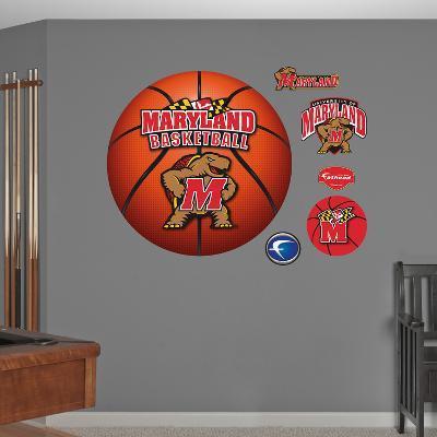 University of Maryland Basketball Logo