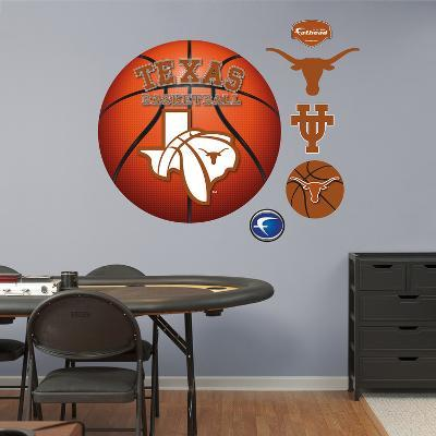 University of Texas Basketball Logo