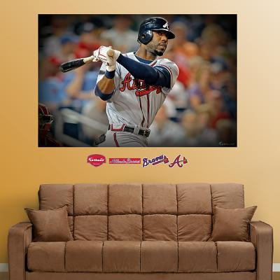 Jason Heyward Mural