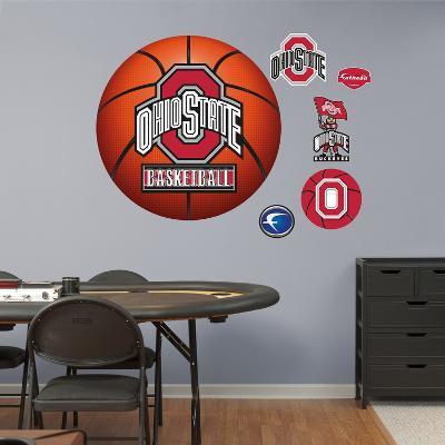 Ohio State University of Basketball Logo