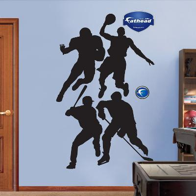Various Sports Silhouettes