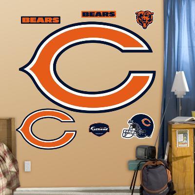 Chicago Bears C Logo