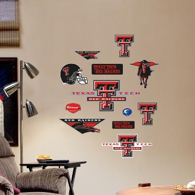 Texas Tech Jr. Logosheet