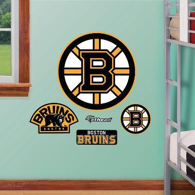 Boston Bruins Logo Jr.