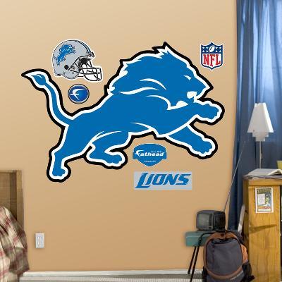 Detroit Lions 2009 Logo