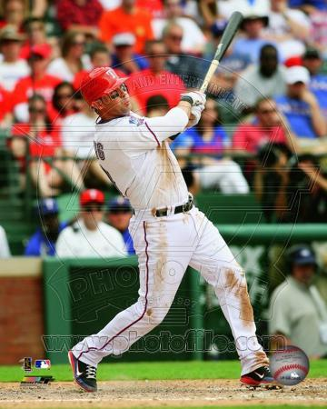 Michael Young 2012 Action