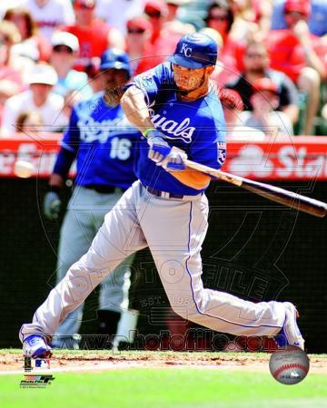 Eric Hosmer 2012 Action