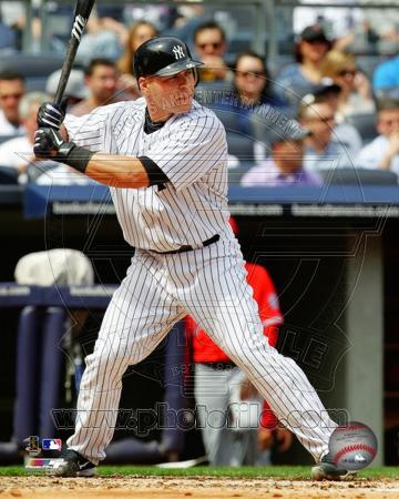 Russell Martin 2012 Action