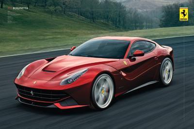 Ferrari F1 Berlinetta