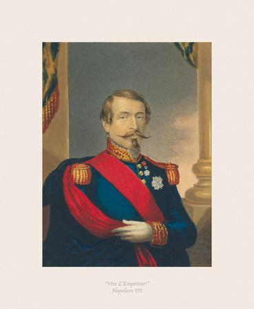 Vive l'Empereur Napoleon III