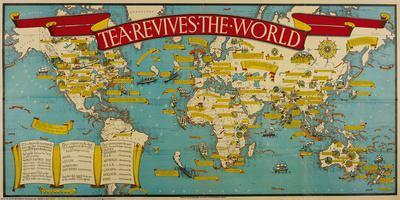 Tea Revives the World