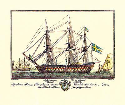 Nave Suezese di 84 Cannoni