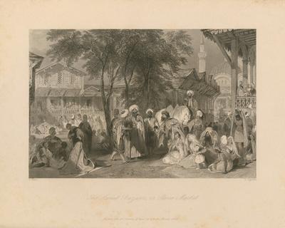The Aurut Bazaar, or Slave Market