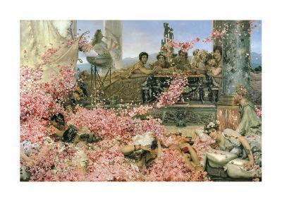 Roses of Heliogabalus, 1888