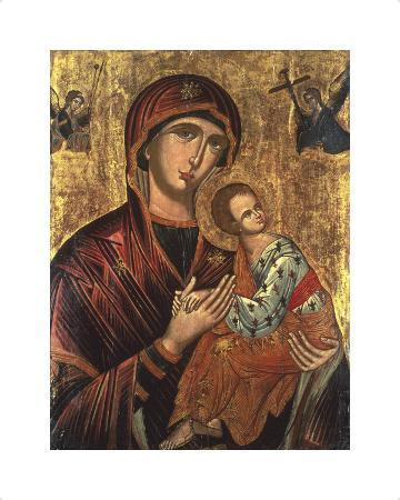 Cretan Icon I
