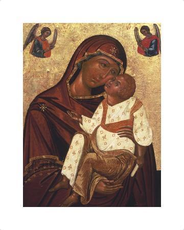 Cretan Icon II