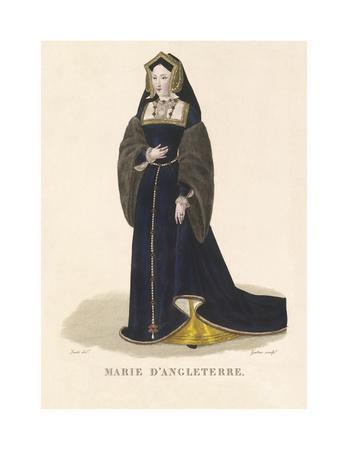 Mary of England