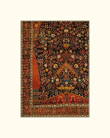 Middle Eastern Rug II