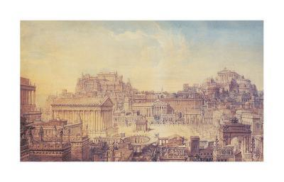 A Tribute To the Architecture of Rome