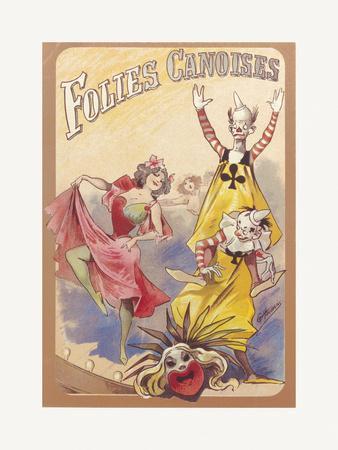 Gaiety Girls, Folies Canoises