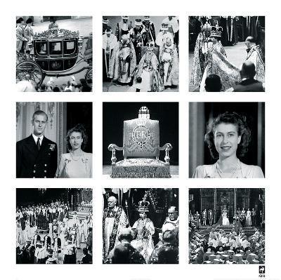 Queen's Coronation, 1953