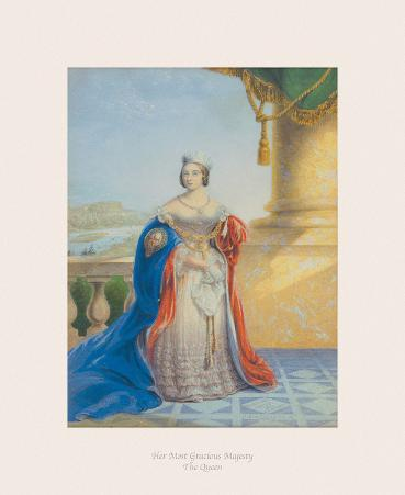 Her Most Gracious Majesty the Queen