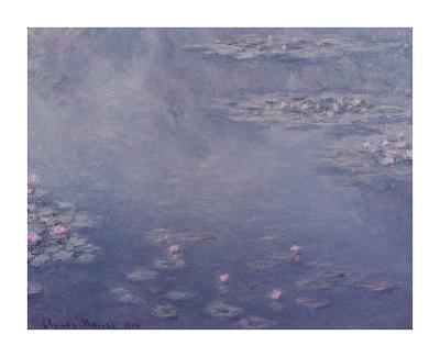 Nympheas, 1906