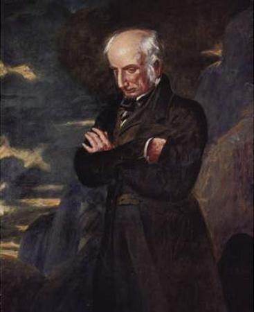 Benjamin Robert Haydon (Portrait of William Wordsworth) Art Poster Print