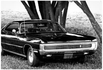 1970 Plymouth Fury Archival Photo Poster