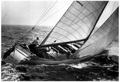 Gretel II America's Cup 1970 Archival Photo Poster